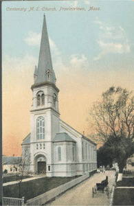 Centenary Methodist Church West End