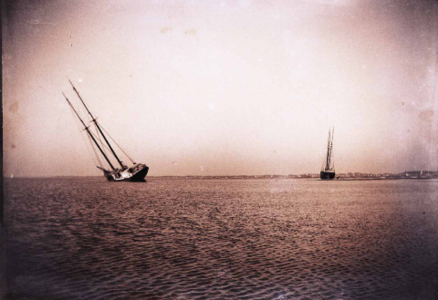 Ships in Harbor - Provincetown History Preservation Project