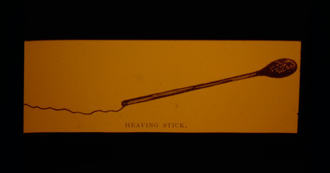 A Throwing Stick
