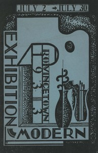 Provincetown Art Association Exhibition (Modern) 1933