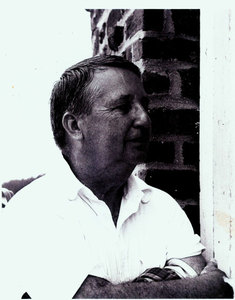 Photograph of Fritz Bultman