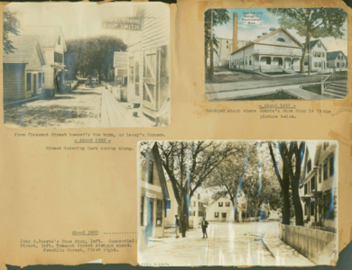 Scrapbooks of Althea Boxell (1/19/1910 - 10/4/1988), Book 2, Page   5