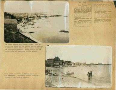 Scrapbooks of Althea Boxell (1/19/1910 - 10/4/1988), Book 6, Page 143