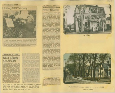 Scrapbooks of Althea Boxell (1/19/1910 - 10/4/1988), Book 6, Page 150