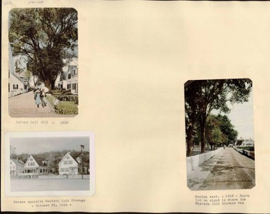 Scrapbooks of Althea Boxell (1/19/1910 - 10/4/1988), Book 6, Page 166