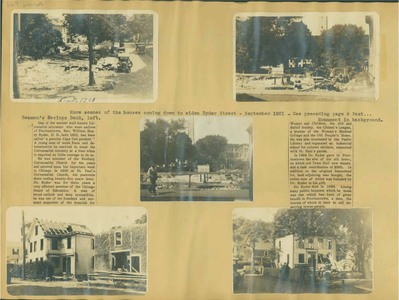 Scrapbooks of Althea Boxell (1/19/1910 - 10/4/1988), Book 6, Page 168