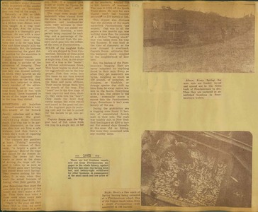 Scrapbooks of Althea Boxell (1/19/1910 - 10/4/1988), Book 7, Page 18
