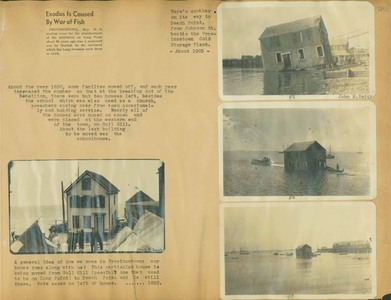 Scrapbooks of Althea Boxell (1/19/1910 - 10/4/1988), Book 7, Page 81