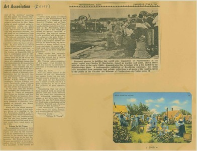 Scrapbooks of Althea Boxell (1/19/1910 - 10/4/1988), Book 9, Page 90