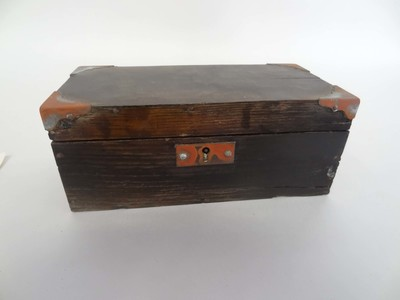 Miniture Wooden Chest