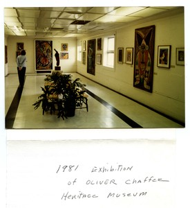 Oliver Chaffee Exhibition