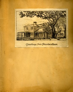 Red Inn Scrapbook
