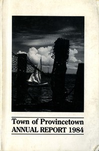 Annual Town Report - 1984