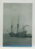 Photo Arrival  of Mayflower II 1957