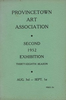 Provincetown Art Association Exhibition (Second) 1952