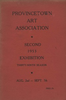 Provincetown Art Association Exhibition (Second) 1953