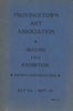 Provincetown Art Association Exhibition (Second) 1955