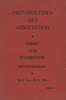 Provincetown Art Association Exhibition (First) 1956