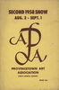 Provincetown Art Association Exhibition (Second) 1958