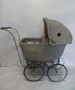 Antique Basket Baby Carriage