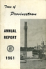 Annual Town Report - 1961