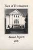 Annual Town Report - 1976