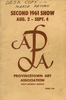 Provincetown Art Association Exhibition of 1961 (2nd)