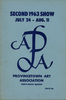 Provincetown Art Association Exhibition of 1963 (2nd)