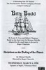 """Billy Bud"" and ""Variations on the Sinking of the Titanic"""