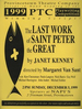"""The Last Work of Saint Peter the Great"""
